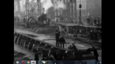 Harland and Wolff Shipyard Film 1900'S