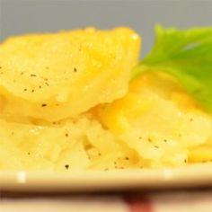 Healthier Creamy Au Gratin Potatoes - Allrecipes.com