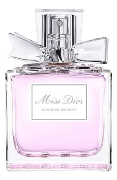 'Miss Dior Blooming Bouquet' - this is the latest addition to my collection... it's a light scent and i just #LOVEIT