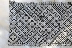 byRandi: Hvordan sy smøyg til bunad? Coding, Textiles, Art, Craft Art, Kunst, Gcse Art, Programming, Art Education Resources, Fabrics