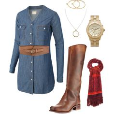 Denim by megan-martin-i on Polyvore featuring Frye, Yossi Harari, Marc by Marc Jacobs, Linea Pelle and ReLuxe