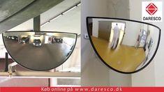 Guide til T-panorama trafik -og sikkerhedsspejl Mirrored Sunglasses, Videos, Video Clip