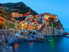 Liguria and the fabolous Cinque Terre is a great destination for #lowcost and #lastminute #holydays