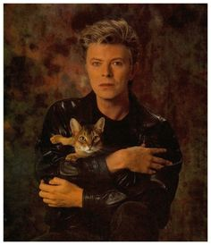 Image detail for -Famous People and Their Cats « junesteward's Blog