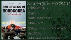 Books on Fire (ehemals Books on PetrovaFire): [Rezi] Rüdiger Frank - Unterwegs in Nordkorea: Ein...