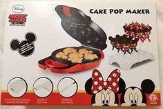 Mickey Mouse & Friends Cake Pop Maker:Amazon:Kitchen & Dining