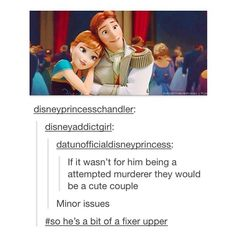 I just laughed for five straight minutes then starting singing it OMG #frozenislife