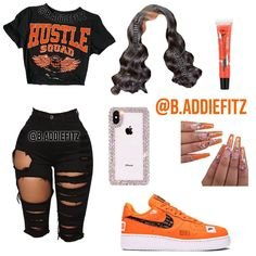 👣 ᑎYᗩ 👅 for more fitz ! 🔶 👣 ᑎYᗩ 👅 for more fitz ! Swag Outfits For Girls, Boujee Outfits, Cute Swag Outfits, Teenage Girl Outfits, Cute Comfy Outfits, Chill Outfits, Teen Fashion Outfits, Fashion Mode, Teenager Outfits