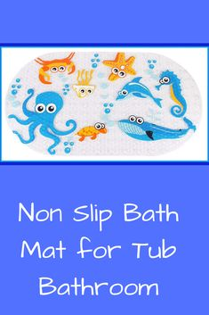 Your little one will now be bathing in the tub instead of the bath. Getting a non-slip bath mat is a good idea. Tub Mat, Bath Mat, Best Toddler Gifts, 1 Year Olds, Child Development, Bathing, Best Gifts, Future, Children