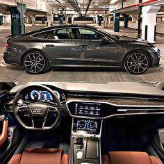 39 Most Beautiful Audi İnterior Audi A7 Sportback, Audi Rs7, Audi Quattro, Audi Sport, Sport Cars, Audi A7 Interior, Bugatti, Bmw, Foto Fails