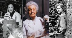 """""""For centuries women have made important contributions to the sciences but in many cases it took far too long for their discoveries to be recognized  if they were acknowledged at all."""""""
