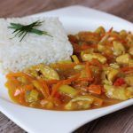 Recept na najlepšiu čínu - Powered by Cooking Recipes, Healthy Recipes, Healthy Food, Russian Recipes, Recipe Collection, Eating Well, Thai Red Curry, Chicken Recipes, Food And Drink