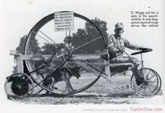 Top On Day » Trending Pictures On Internet Today22 Strange Inventions of Our Grandfathers » Top On Day