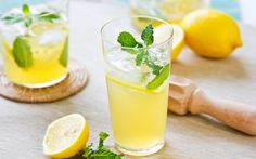 The Lemonade Diet, also known as the Master Cleanse or Maple Syrup Diet or a modified liquid diet, that results in rapid weight loss in about two weeks. Weight Loss Meals, Weight Loss Cleanse, Fast Weight Loss, How To Lose Weight Fast, Losing Weight, Loose Weight, Healthy Drinks, Healthy Eating, Healthy Recipes