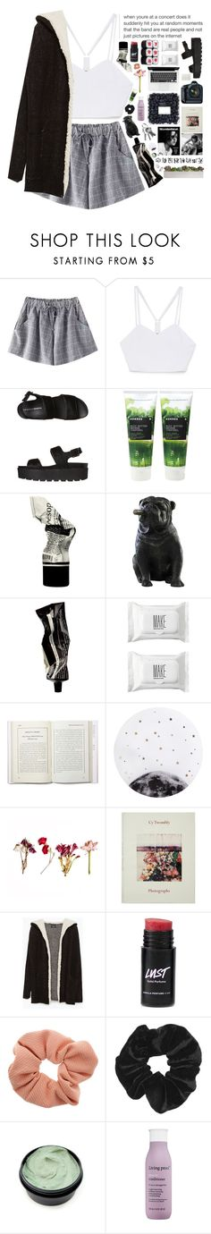 """let me be your goodnight"" by ytzalamalaikum ❤ liked on Polyvore featuring Chicnova Fashion, Shaina Mote, Windsor Smith, Eos, Korres, Aesop, Make, Lollipop, Zara and Dorothy Perkins"