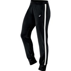 Calling these splendid warm-ups sweat pants would profane their beauty, for these are a complete reinvention of the casual tog. With an elastic waistband, contrast panels, plush Hydrology® fabric, and designer button cuffs, these are amazing.      Hydrology fabric wicks moisture away from the body    Elastic waistband with drawcord    Contrast panels down side of legs    Bottom cuffs have 3 snaps at the back of the legs for easy on/off without having to take off your shoes