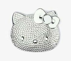 Hello Kitty face charm