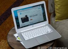 Check out HP's new Chromebook 14 built from the ground up, costs $299.99