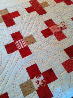Minick & Simpson: July Report ~ Big Stitch Quilting...