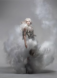 Nick Knight for Vanity Fair :: Lady Gaga