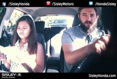 Overly accommodating Lyft Driver!!!  Everybody appreciates a Lyft driver that goes out of their way to make the ride enjoyable. Just as long as there isn't an extra charge. See what happens when Nick Thune becomes a Lyft driver and gets behind the wheel of a Fit in this hilarious, hidden-camera video.   For further details on Honda Fit or other models offered by Honda, please visit our showroom or visit our website www.sisleyhonda.com