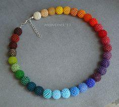 necklace by medvedice