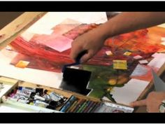 Watercolor Painting on YUPO®