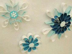 Items similar to Frozen Party Hanging Snowflakes, Winter party decorations, Wall decorations on Etsy Disney Frozen Party, Frozen Birthday Party, 4th Birthday Parties, Birthday Ideas, Themed Parties, 5th Birthday, Festa Frozen Fever, Winter Party Decorations, Wall Decorations