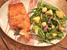 Preppy Paleo Honey Glazed Salmon. My kids loved this fish and so did I. Would definitely make it again. AIP and GAPS friendly.