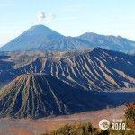 Bromo, The fabulous scenery in Indonesia