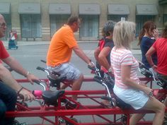 2015 Heart & Stroke Big Bike Run! Adam Miller, Royal LePage Triland Realty.