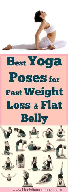 Yoga Poses How To Lose Weight Fast? If you want to lose weight badly and achieve that your dream weight, you can naturally lose that stubborn fat in 10 days with this best yoga exercises for fast weight loss from belly , hips , thighs and legs. It also si #yogaexercises