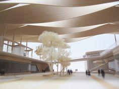 Galería de Sordo Madaleno & Pascall+Watson presentan su propuesta para el Nuevo Aeropuerto de la Ciudad de México - 19