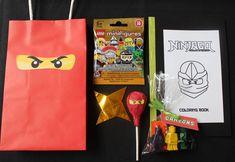 Sugar Mama Cookies: Rocco's 4th Birthday - A Ninjago Party