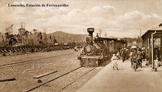 Loncoche, estación de trenes