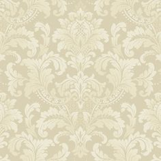 Today Interiors Gatsby Wallpaper - Design 17 - GA31903 ($160) ❤ liked on Polyvore featuring home, home decor, wallpaper, neutral, metallic damask wallpaper, damask home decor, art deco screen, damask wallpaper y art deco wallpaper