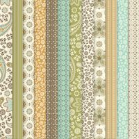 The most beautiful designer series paper Stampin' Up! has EVER offered.