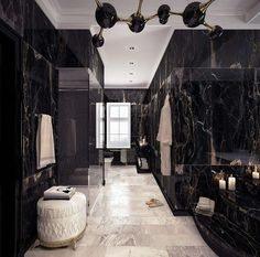 37 the insider secrets of lovely contemporary bathroom designs discovered 18 Dream House Interior, Luxury Homes Dream Houses, Dream Home Design, Modern House Design, Contemporary Bathroom Designs, Bathroom Design Luxury, Dream Bathrooms, Dream Rooms, Master Bathrooms