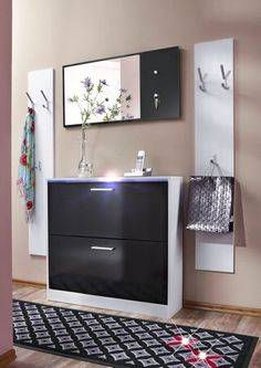 1000 images about unterer flur on pinterest im online. Black Bedroom Furniture Sets. Home Design Ideas