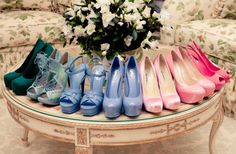 Bridesmaids shoes!!