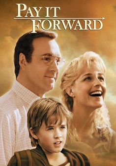 Pay it Forward--this movie may have some good clips about random acts of kindness and how it can change the culture