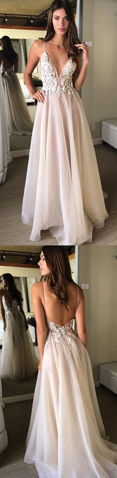 White Prom Dresses, Long Prom Dresses, Sexy Prom dresses, Prom Dresses Long, Long White Prom Dresses, Prom Dresses White, Prom Long Dresses, White Long Prom Dresses, Long White dresses, Sexy White Dresses, Long Evening Dresses, Sleeveless Prom Dresses, Applique Prom Dresses, Sweep Train Evening Dresses
