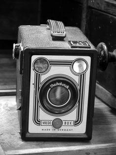 Máquina fotográfica Vredeborch, Sonia Carroza Antiguedades