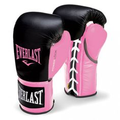 Powerlock Pro Fight Boxing Gloves, Competition Fight Gloves | Everlast