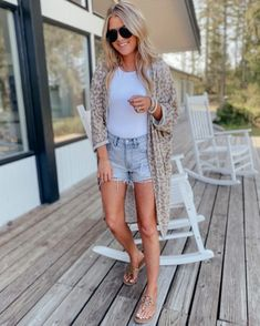 Hippie Outfits, Mom Outfits, Spring Outfits, Trendy Outfits, Cute Outfits, Fashion Outfits, The Bikini, Look Chic, Spring Summer Fashion
