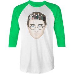 Harry Potter Baseball T-Shirt