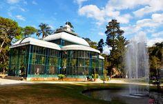 Palácio de Cristal - Petrópolis - Rio de Janeiro