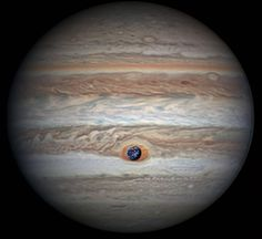 NASA's Juno Spacecraft Completes Flyby over Jupiter's Great Red Spot - Astrobiology Magazine