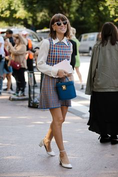 Pretty Printed Dresses Were Everywhere On Day 2 of New York Fashion Week db6d22c4f17