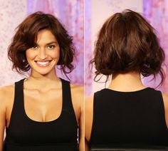 Fake short hairstyles for Summer 03